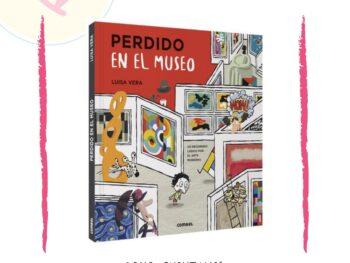 Libros sobre arte para niños y niñas